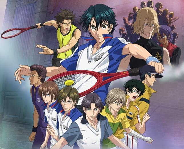 Prince of Tennis - Eikoku-shiki Teikyu-jo Kessen!