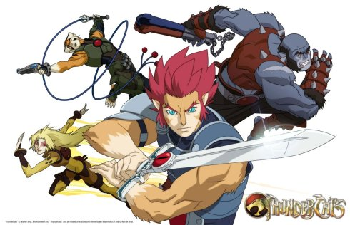 Thundercats Cartoon Network on Thundercats Cartoon Network 01