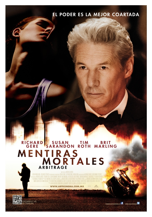 Foto Richard Gere en El fraude::