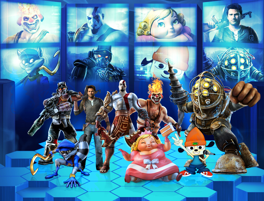 57c56e07b2356 Ya viene la Beta de PlayStation All-Stars para PS3 y PS Vita ...
