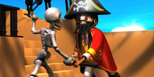 piratas playmobil gameloft
