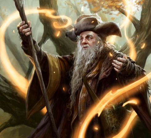 RADAGAST_guardianes de la tierra media