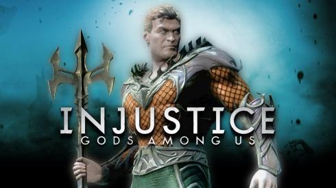 aquaman injustice