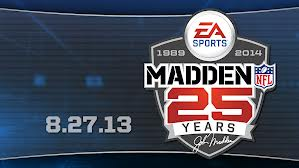 madden 25 ea sports