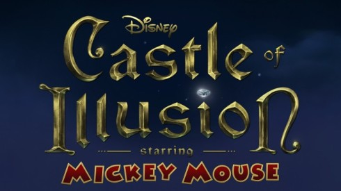 castle of illusion_01 disney