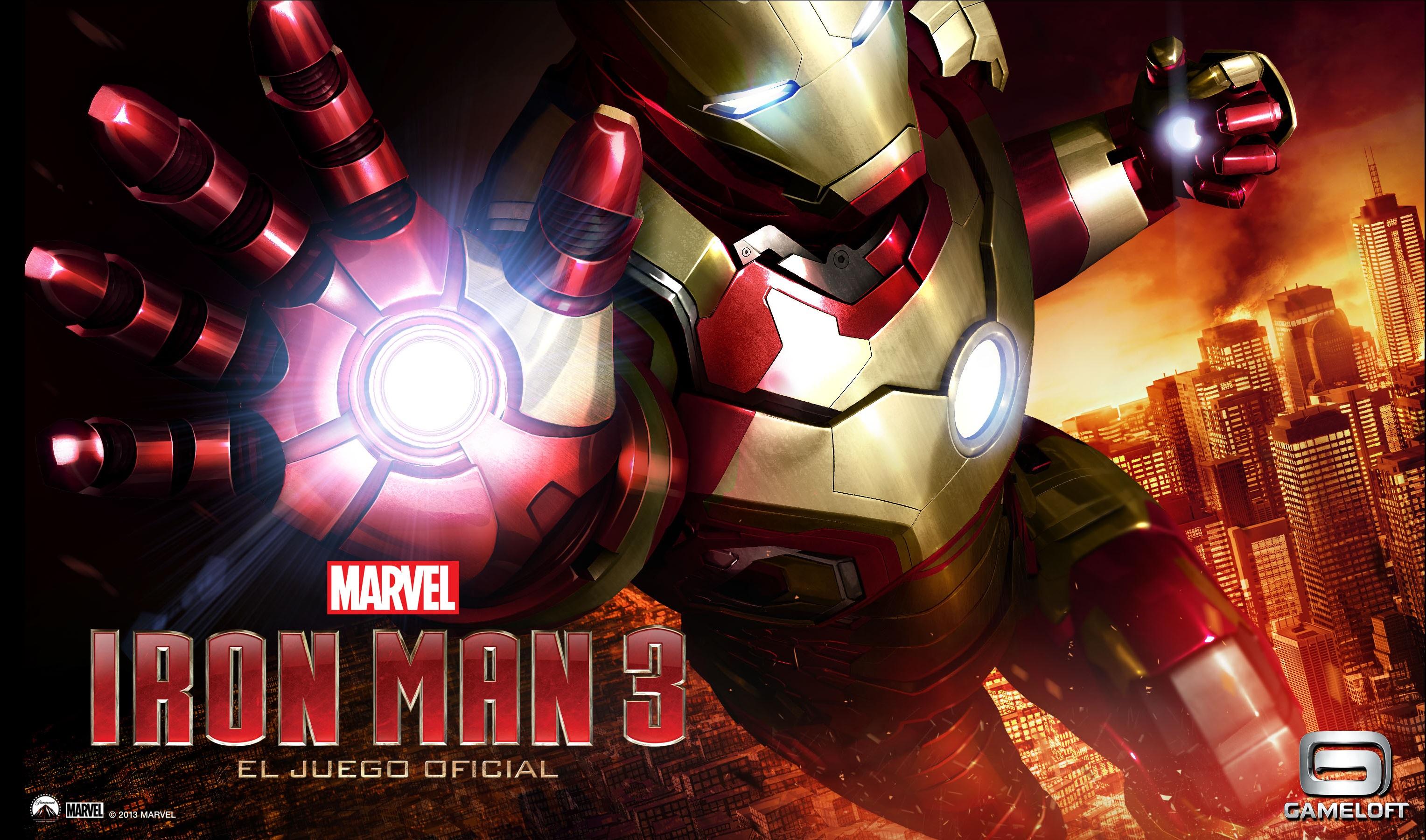 Descargar Iron Man 4 A2zp30: El Juego De Iron Man 3