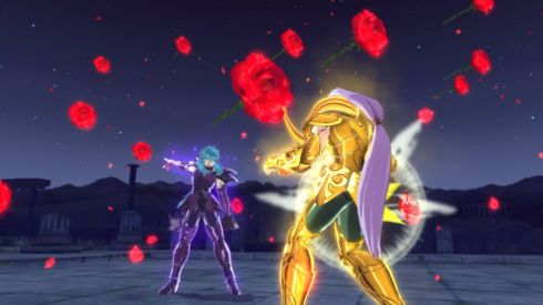 saint seiya brave soldiers_new trailer