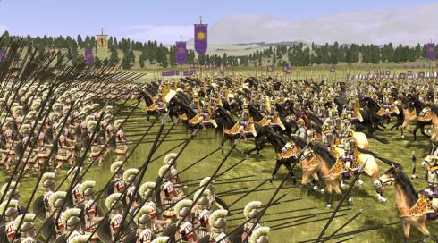 roma total war alexander