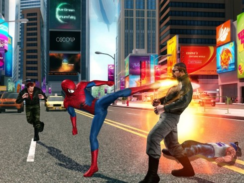 spiderman-2-Gameloft